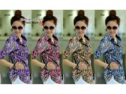 Giselle Abstrak Blouse
