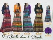 Saida Dress + Cardi