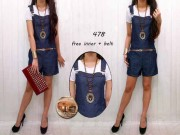 478 Jumper Jeans +belt (inner)