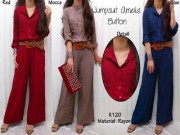 K120 Jumpsuit + belt