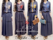 Raisha Maxi + belt