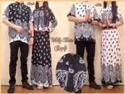 Werlly Batik Couple + belt