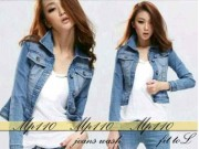 MP110 Jeans Wash (tanpa inner)