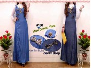 Maxi Denim Tiara
