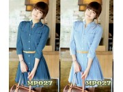 MP027 Dress + belt