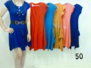 CH50 Dress (tanpa belt)