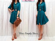 Elsie Simply Dress