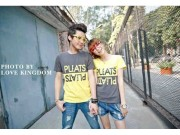 Couple Pleat Pdk