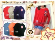 British Style Knit Import