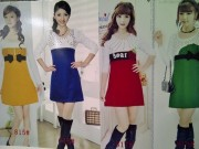 Minidress 816