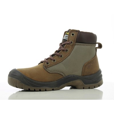 Safety Jogger DAKAR BROWN S3
