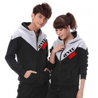 Couple Jaket Forever Love